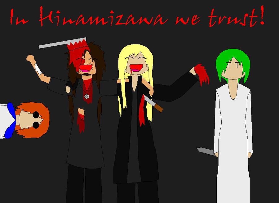 Higurashi in your Face
