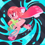 Yet Another Inkling Fanart