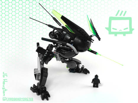 8-UNI Security Drone (Lego)