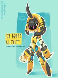 Mecha Mechanica (ARMS)