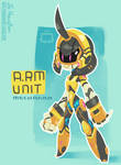 Mecha Mechanica (ARMS)