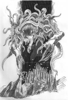 the Dark Godess Shub-Niggurath