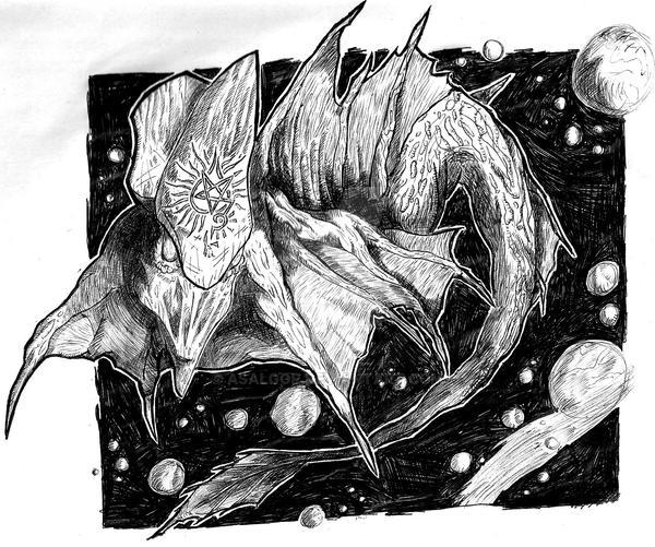Yog-Sothoth by Asalgor