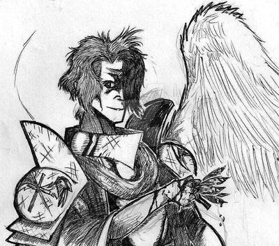 Lucifer by Asalgor