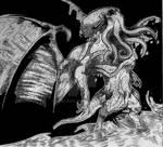 Dark God Cthulhu