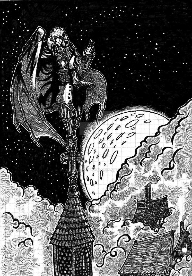 Vampire by Asalgor