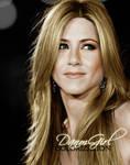 Colorizacion Jennifer Aniston