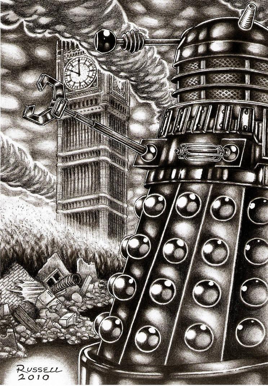 Doctor Who Dalek Invasion