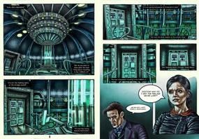 DW comic pg 1  2 by Bungle0