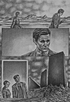 DW comic pg4 PENCILS