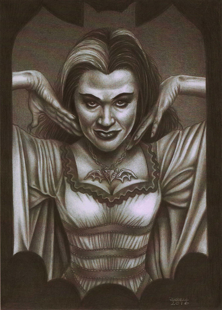 Lily Munster by Bungle0