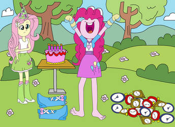 Happy Birthday To You! EQG by equestriaguy637