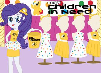 Children In Need 2019 Rarity's Charity Fashion