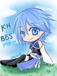 KH:BBS -chibi- Aqua