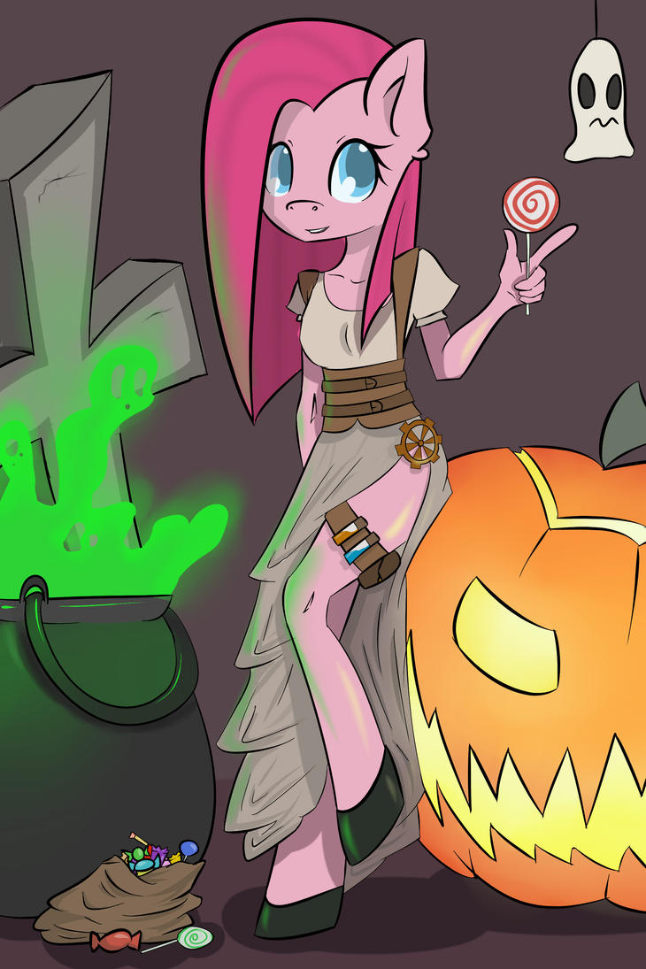 Trick or treat ? by Skune