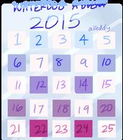 Advent 2015 by alfeddy