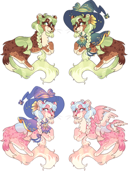 Magical Witch Girl Auction - CLOSED