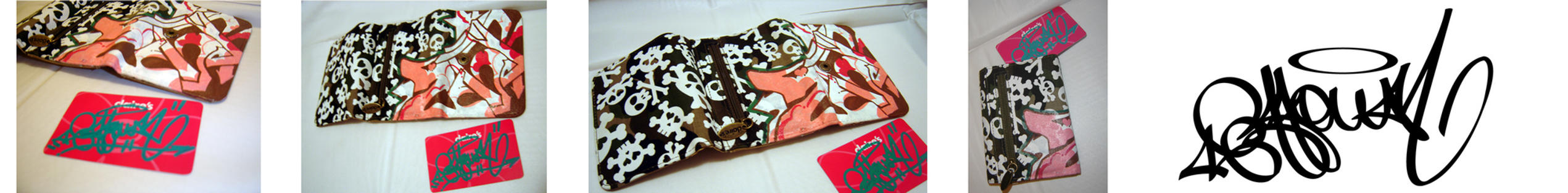 My Zori4 Wallet by ZORIFOUR