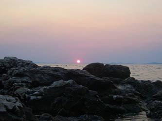 Strand von Sibernik