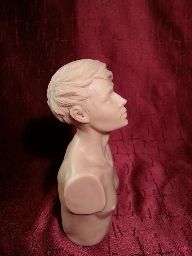 male torso by Heliot8
