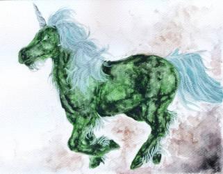 Unicorn by Jefrma