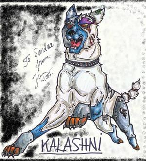 BDayGift- Kalashni