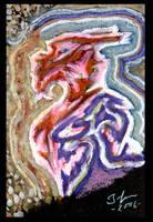 Weard coloured Murre by Jefrma
