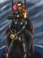 Mr Marcus and his Slave  by ivanovich3721