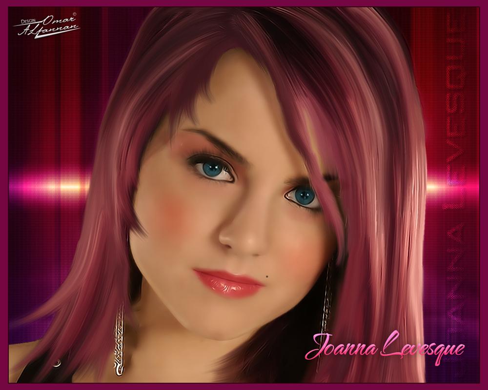 Joanna Levesque by ALfannan8w ... - joanna_levesque_by_alfannan8w