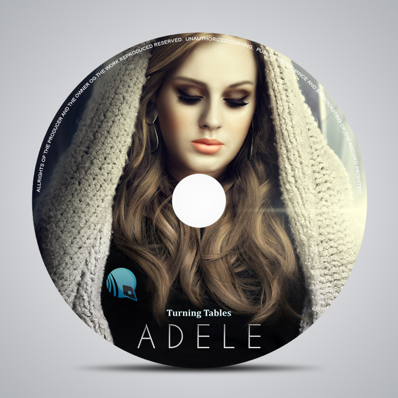 Adele turning tables cd by alfannan8w on deviantart - Traduction turning tables adele ...