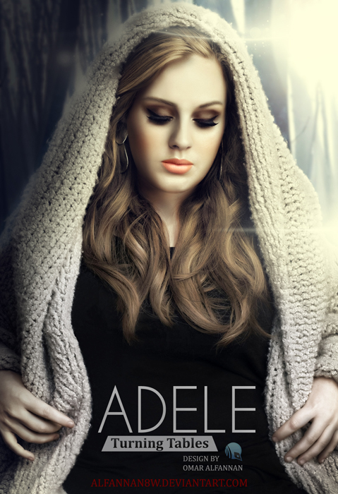 Adele turning tables by alfannan8w on deviantart - Turning tables adele traduction ...