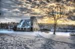 Stone Church by ALfannan8w