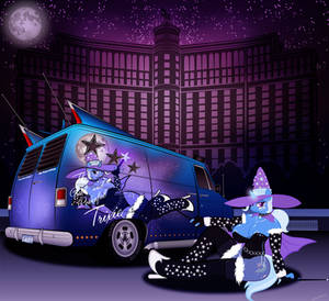 111. The Great and Retro Trixie
