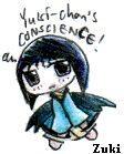 Chibi Akito Conscience - YCiWL by Twisted-chan