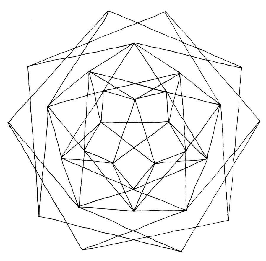 geometry line art - photo #3