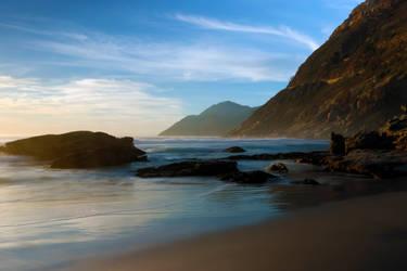 Noordhoek Beach by Lauren-Paikin