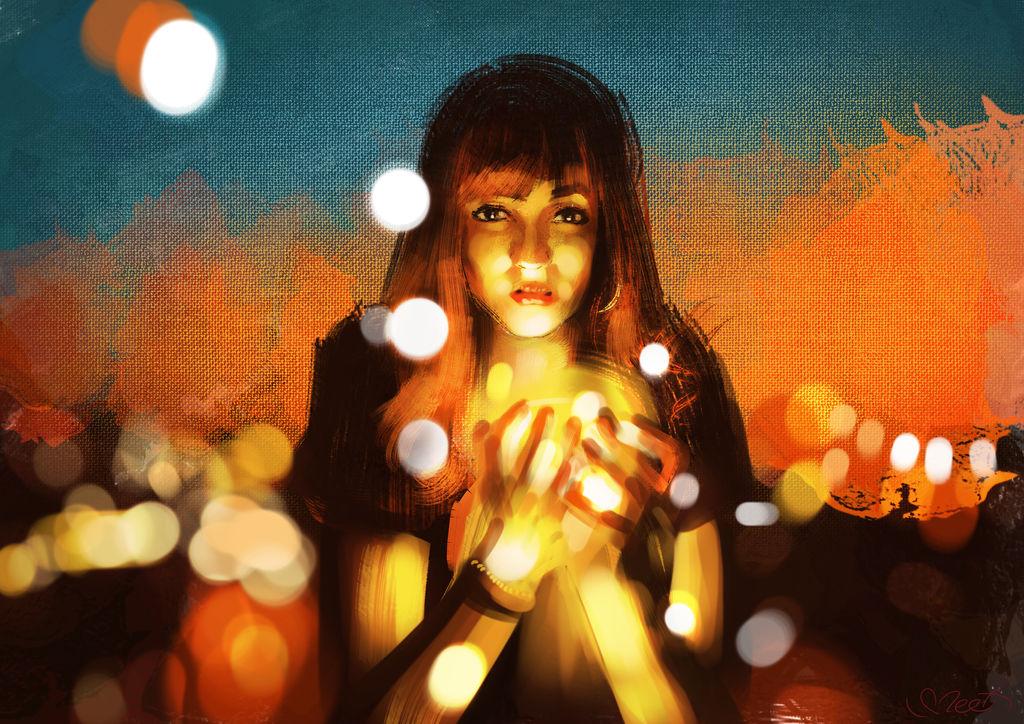 Look into your heart by SVeet-Artist