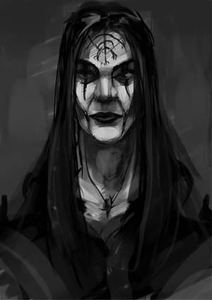 Vampire by SVeet-Artist