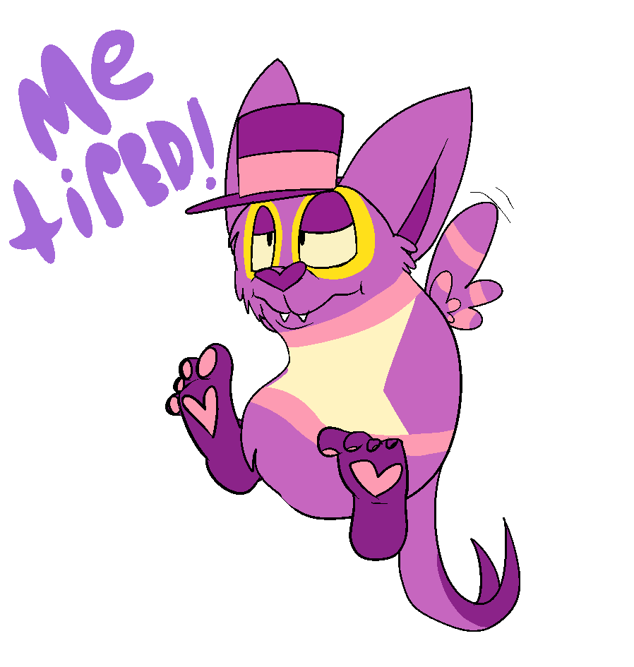 Me Tired by Radicalhat