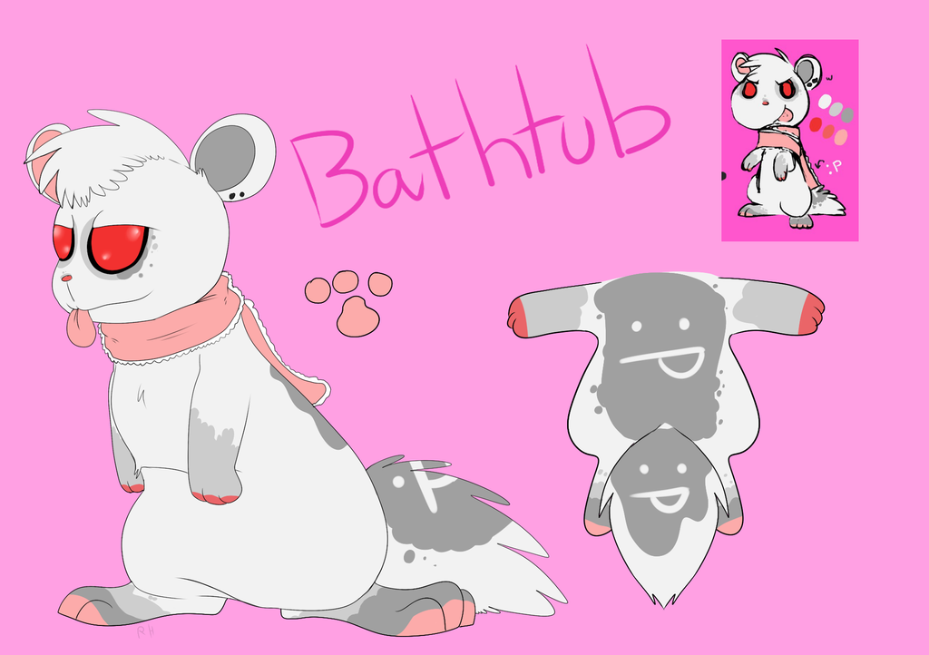 Bathtub ref by Radicalhat