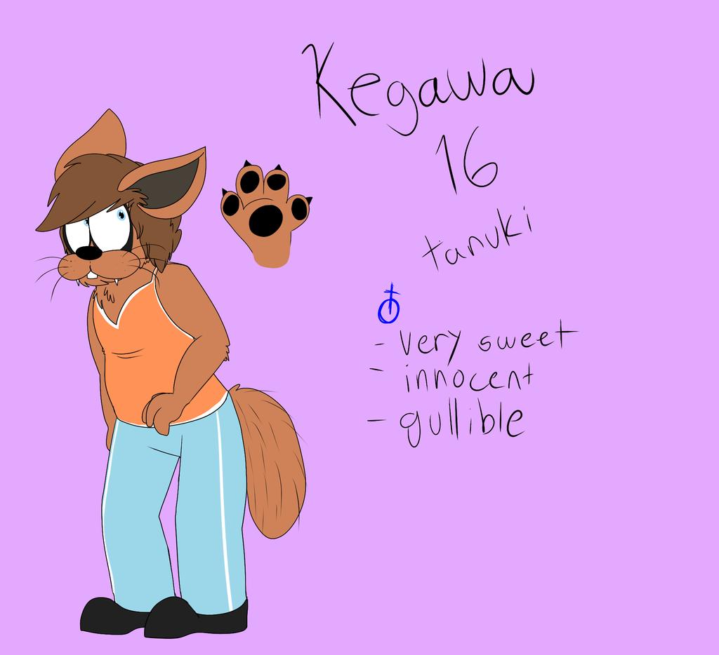 Kegawa aka MY SON by Radicalhat