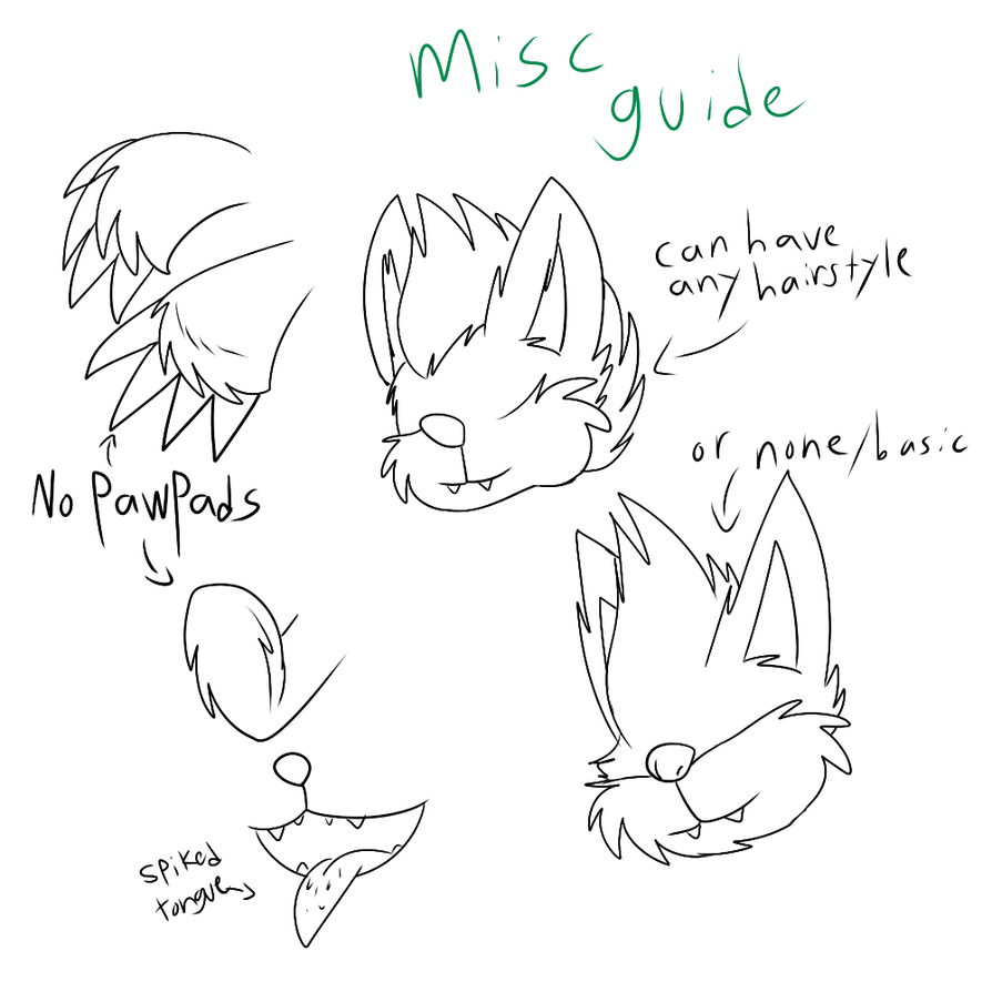 Squanch Misc Guide by Radicalhat