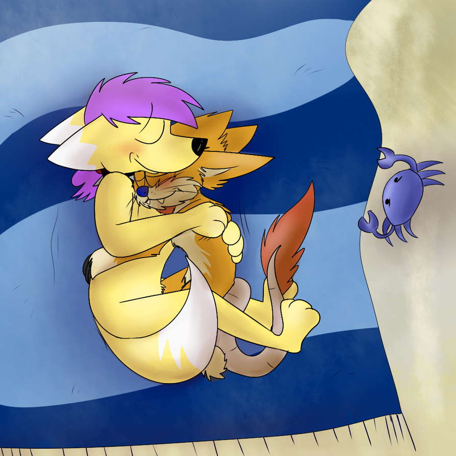 Beach Blanket by Radicalhat
