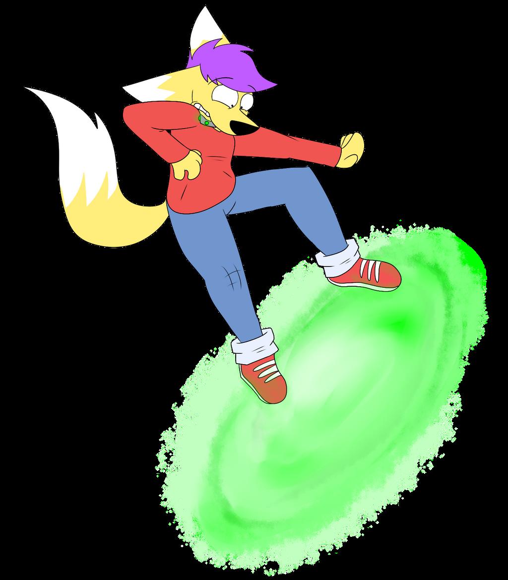 Portal Jumping by Radicalhat