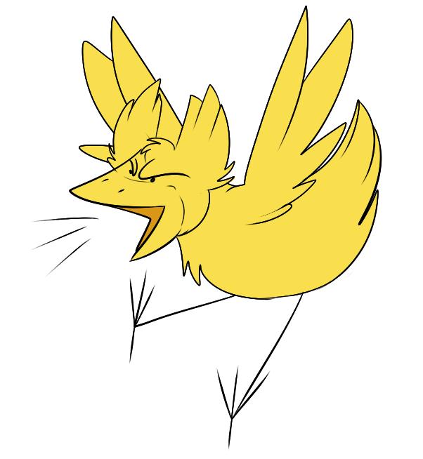 Loud Chirping by Radicalhat