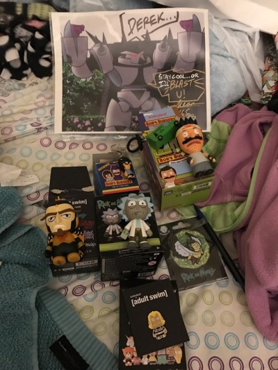 NYCC Day 1 Haul! by Radicalhat