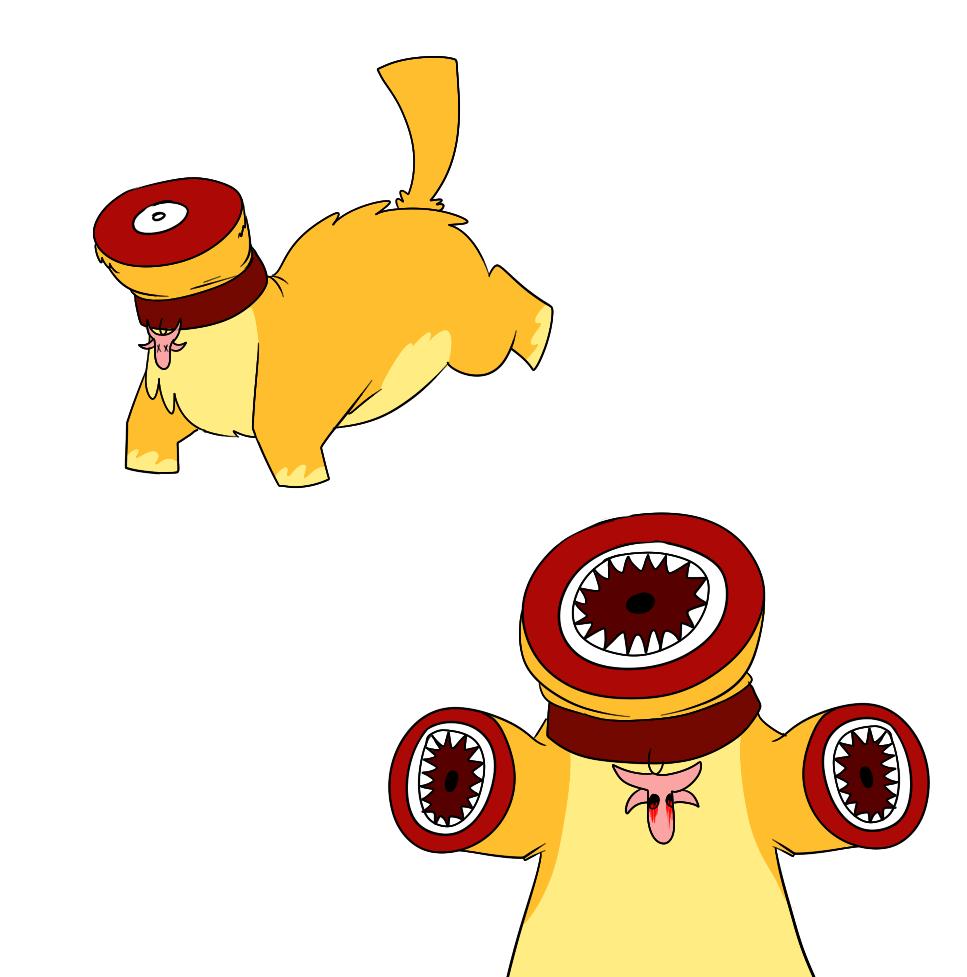 Macaroni Dog by Radicalhat