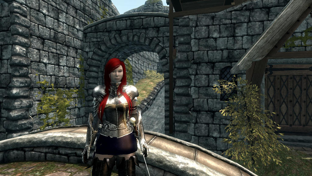 Skyrim fairy tale armor all