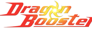 Dragon Booster Logo High Resolution