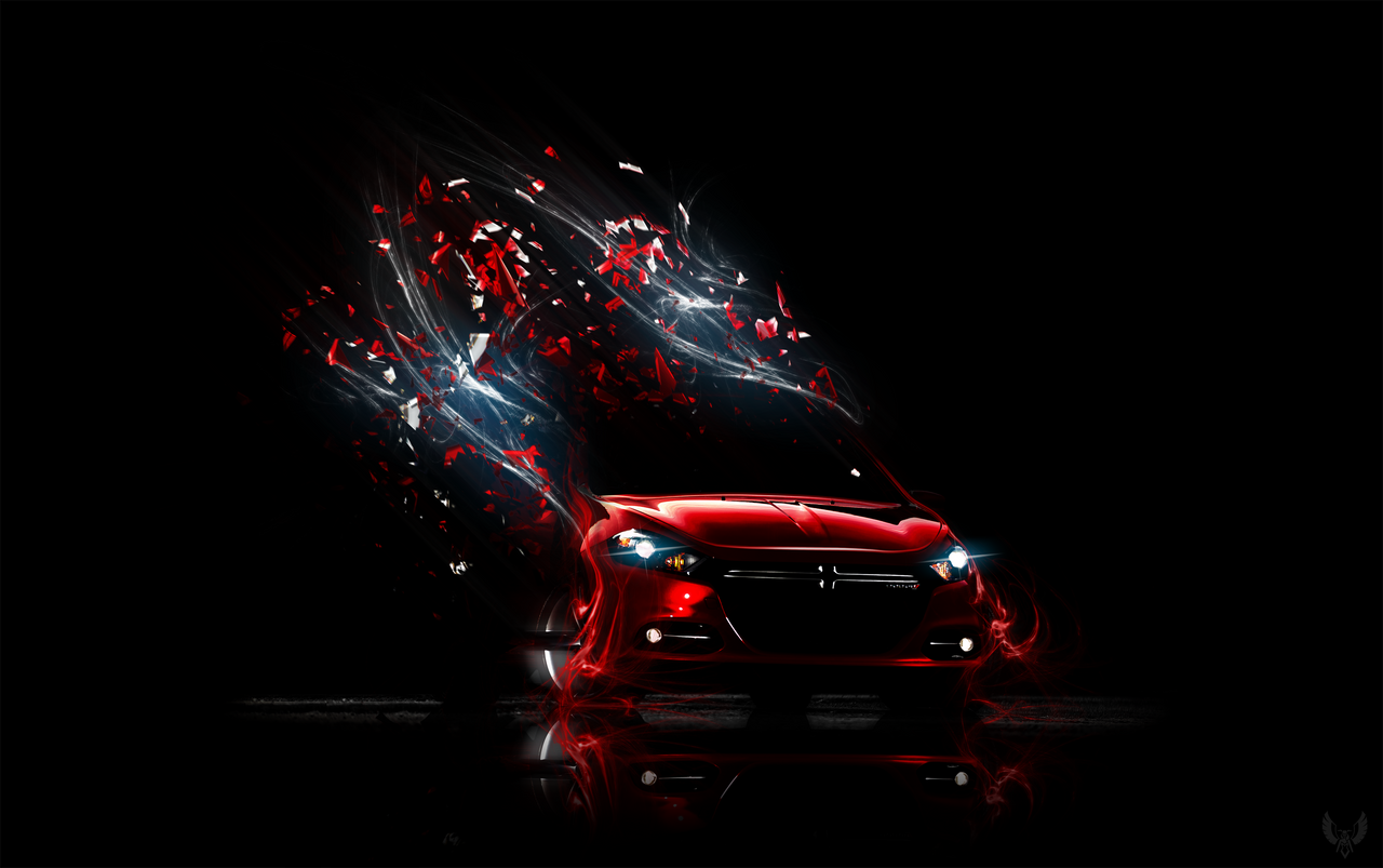 Dodge Dart - Materialization by Graphicyrja